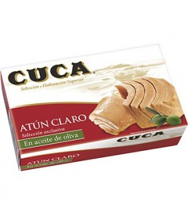 ATuN CLARO ACEITE OLIVA 112gr. cuca