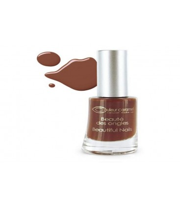 ESMALTE UñAS  n°10 - chocolate mate  (8ml.)