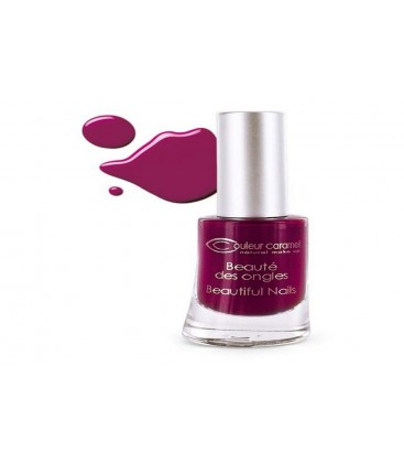 ESMALTE UñAS  n°11 - granate mate  (8ml.)