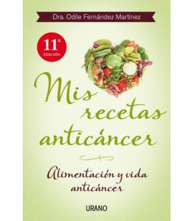 libro MIS RECETAS ANTICANCER biogran