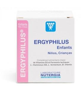 ERGYPHILUS NIÑOS 14cp. nutergia