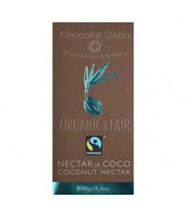 CHOCOLATE s/LACTOSA NeCTAR COCO 100gr. ideas