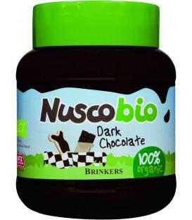 CREMA CACAO NEGRA 400gr. nuscobio