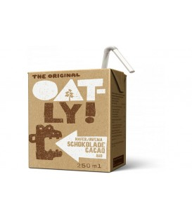 BEBIDA AVENA CHOCOLATE 250ml. oatly