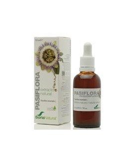 EXTRACTO PASIFLORA (ansiedad) 50ml. soria natural