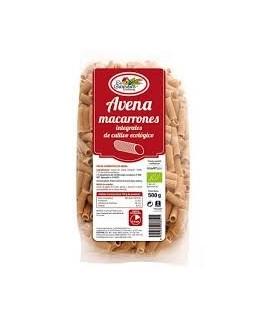 MACARRONES INTEGRALES AVENA 100% 500gr. biogran