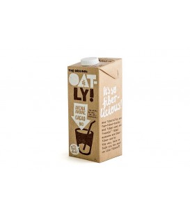 BEBIDA AVENA CHOCOLATE 1lt. oatly