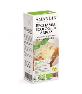BECHAMEL de ARROZ s/GLuTEN 200ml. amandin