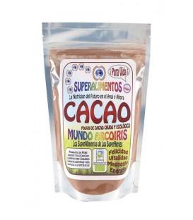 CACAO PURO en POLVO 250gr. mundoarcoiris