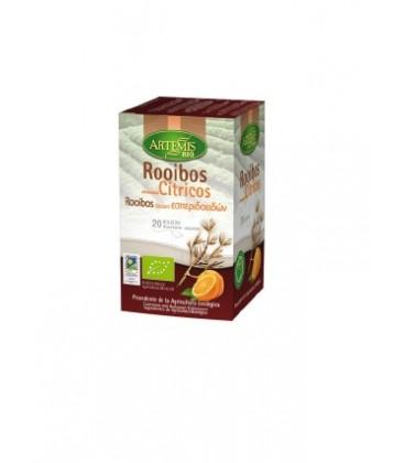 ROOIBOS AROMAS CITRICOS 20ud. artemis