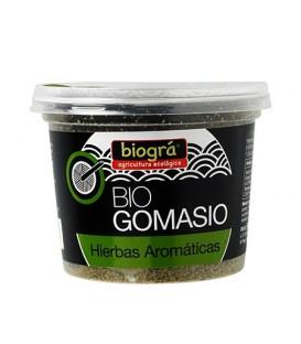 GOMASIO HIERBAS AROMaTICAS 100gr. biogra