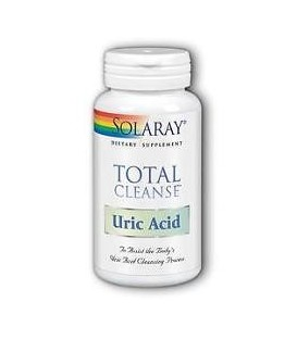 TOTAL CLEANSE ACIDO URICO 60cp. solaray