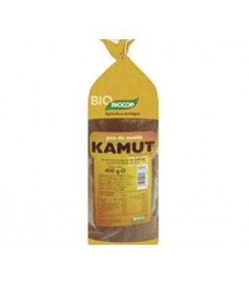 PAN MOLDE KAMUT BLANCO 400gr. biocop