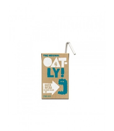 BEBIDA AVENA c/CALCIO 250ml.  oatly