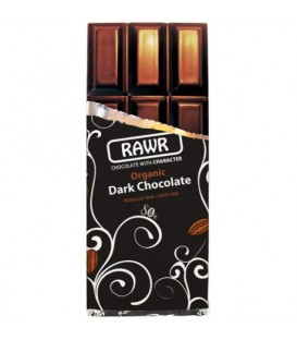CHOCOLATE RAW FOOD 80% CACAO 60gr. rawbite