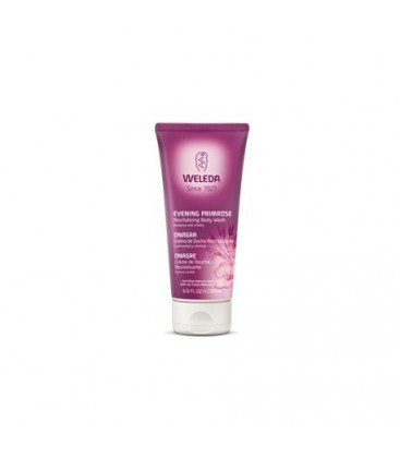 GEL DUCHA ONAGRA 200ml.  weleda