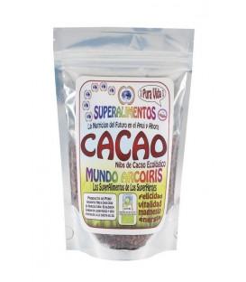 NIBS CACAO PURO 250gr. mundoarcoiris
