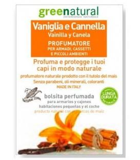 BOLSITA ARMARIO VAINILLA/CANELA biocenter
