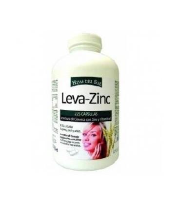 LEVA-ZINC +vit.E 225cp. hijas del sol