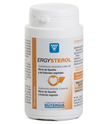 ERGYSTEROL 100cp. nutergia