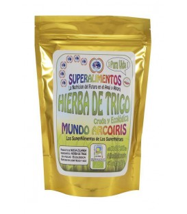 HIERBA de TRIGO 250gr. mundoarcoiris