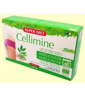 CELLIMINE ADELZAGANTE y CELULiTIS 20amp. superdiet
