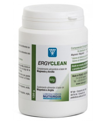 ERGYCLEAN 120gr. nutergia