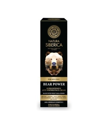 CREMA for MEN ANTARRUGAS 50ml. natura siberica
