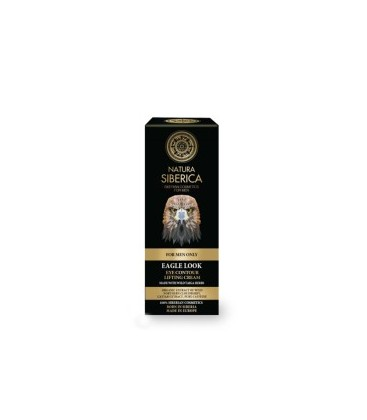 CONTORNO OJOS for MEN 30ml. natura siberica