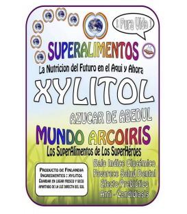 XYLITOL 500gr. mundoarcoiris