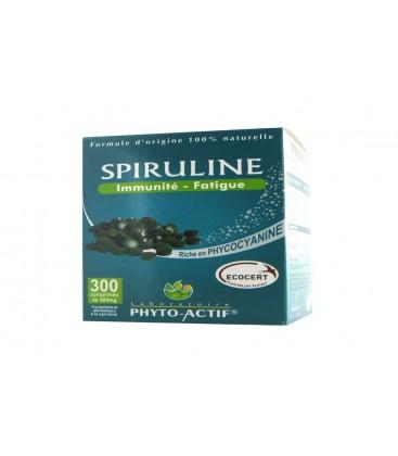 SPIRULINA 300cp. phytoactif