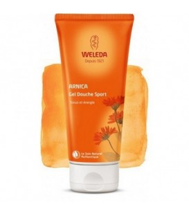 GEL DUCHA ARNICA 200ml. weleda