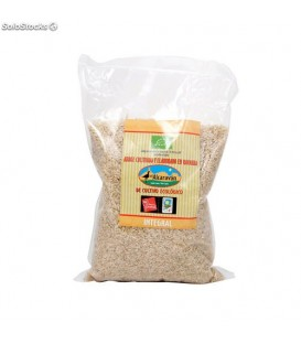 ARROZ SEMILARGO INTEGRAL 1kg. alcaravan