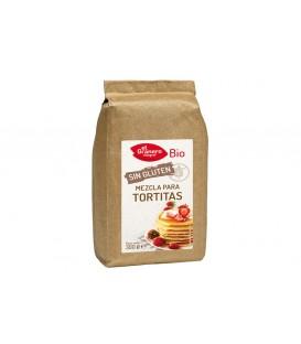 MEZCLA para TORTITAS s/gluten 300gr. el granero