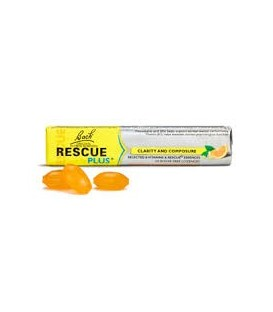 RESCUE PLUS CARAMELOS NARANJA 10ud. bach