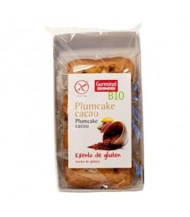 PLUMCAKE CACAO s/gluten 180gr. germinal