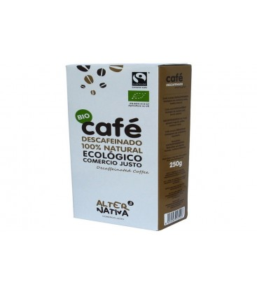 CAFE DESCAFEINADO 250gr. alternativa3