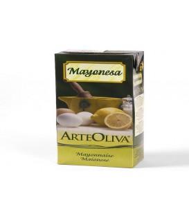 MAYONESA 125gr. arteoliva