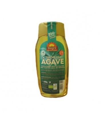 SIROPE AGAVE 330gr. biogra