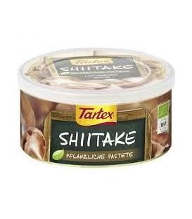 PATE SHIITAKE 125gr. tartex