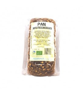 PAN MULTICEREALES 500gr. biogredos