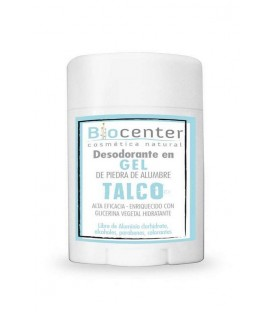 DESODORANTE GEL TALCO 50gr. green natural