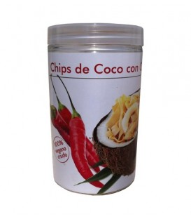 CHIPS COCO CHILI 100gr. salud viva