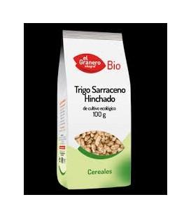 TRIGO SARRACENO HINCHADO 100gr. el granero