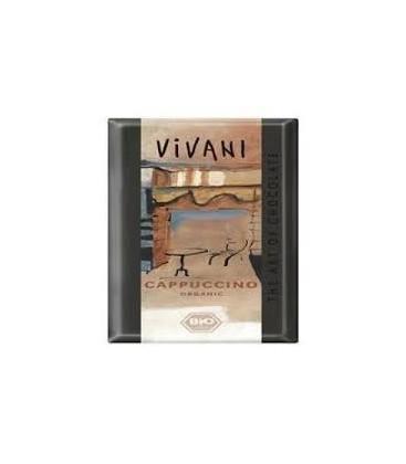 CHOCOLATE CAPPUCCINO 100gr. vivani