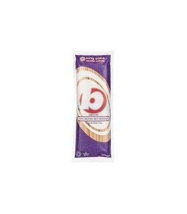 NOODLES ARROZ INTEGRAL 250gr. king soba