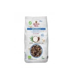GRANOLA QUINOA CACAO/COCO 360gr. quinoa real