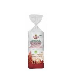 MAXITORTITA QUINOA/ARROZ INTE. 200gr. quinoa real