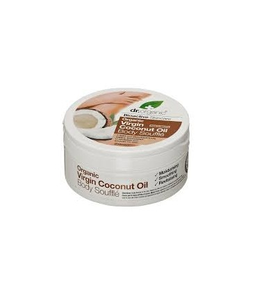 MOUSSE CORPORAL COCO 200ml. dr.organic
