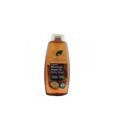 GEL DUCHA ARGAN 250ml. dr.organic